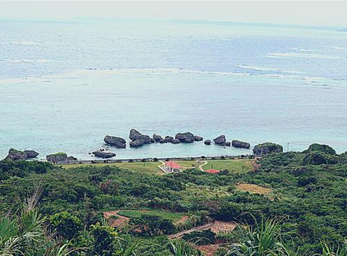 大神島遠見台