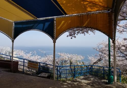 鉢伏山上駅1